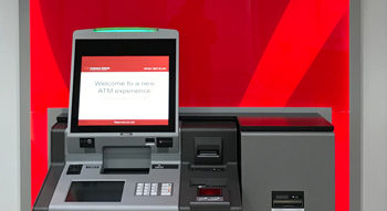 Photo of a Hawaii State FCU ATM machine