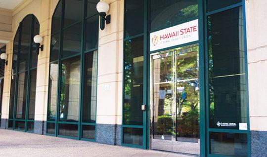 Hawaii State FCU Ali'i Branch