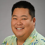 Hawaii State FCU Vice President, Business Banking Derrick Arimoto