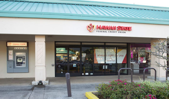 Hawaii State FCU Kaneohe Branch