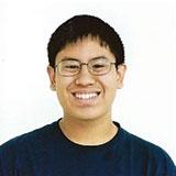 Scholarship recipient Student Eric Quang
