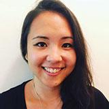 Scholarship recipient Student Olivia Uchima