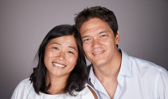 Couple looking to buy their first home.