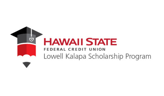Lowell Kalapa Scholarship Program logo.