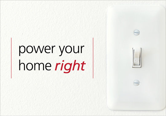 Power your home right. PV Loan available.