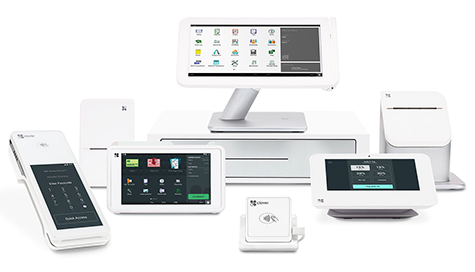 Picture of point of sale terminals