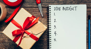 Featuring Holiday Budgeting for a Happy and Stress-Free Season Blog