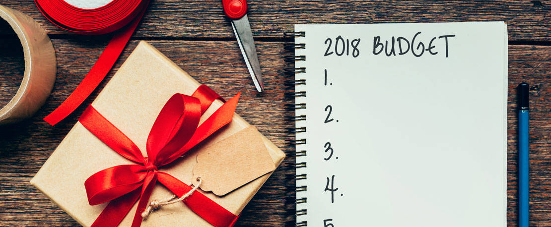Holiday Budgeting for a Happy and Stress-Free Season Blog Cover