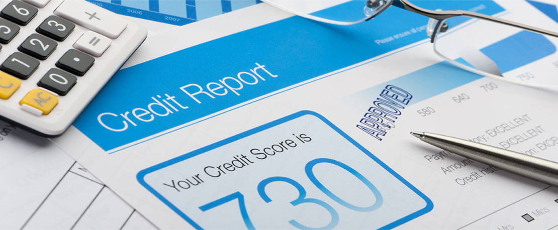 credit report or credit score feature cover