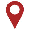 "Illustrative icon for a location indicator representing ""Branch & ATM Finder"""