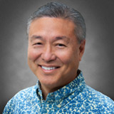 A headshot photo of Mark Yamakawa, 2020 Board of Director Nominee
