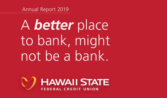 2019 HSFCU Annual Report Cover cropped
