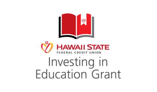 HSFCU Investing in Education Grant Program logo
