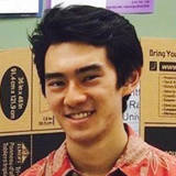 Photo of 2020 Scholarship Recipient, Keith Nakamatsu