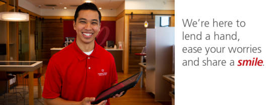 Photo of Staff Member smiling