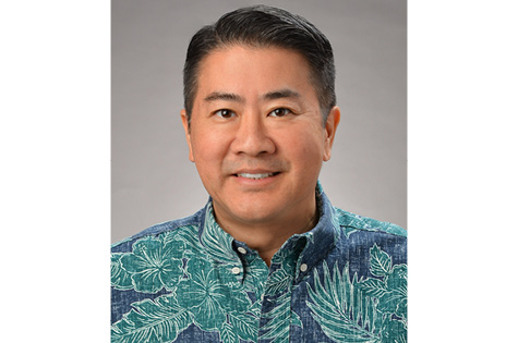 David Kimura, Investment Program Manager at Hawaii State FCU.