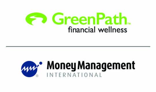 Greenpath Financial Wellness and Money Management International logos