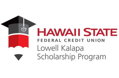 Hawaii State FCU Lowell Kalapa Scholarship Program Logo